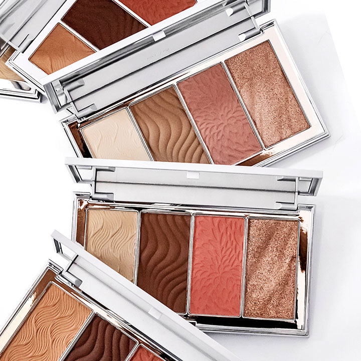 4-in-1 Skin Perfecting Face Palette
